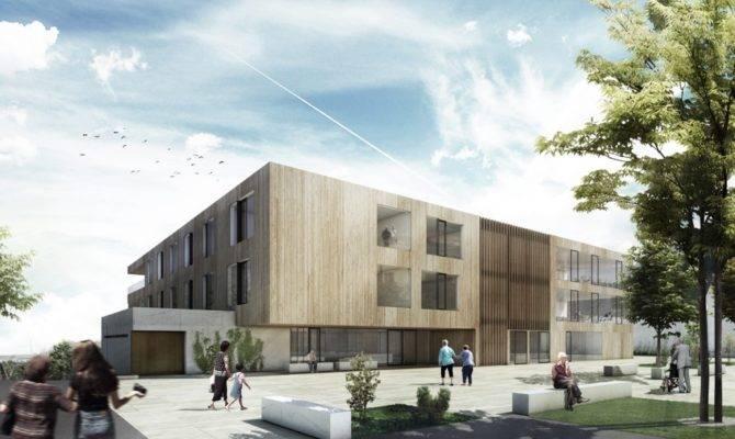 Retirement Home Our Work Expressiv Architecture Design
