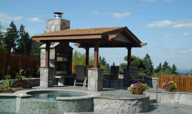 Right Covered Structure Pergola Design Wooden Plans