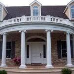 Right Portico Designs Home Front Porch
