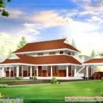 Roof Home Design House Green Architects Kozhikode Kerala