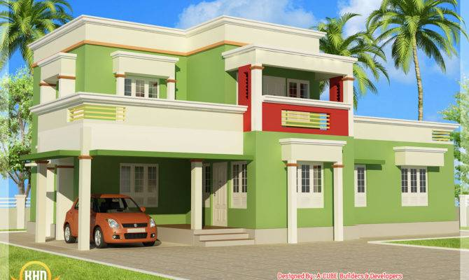 Roof Home Design Kerala Floor Plans