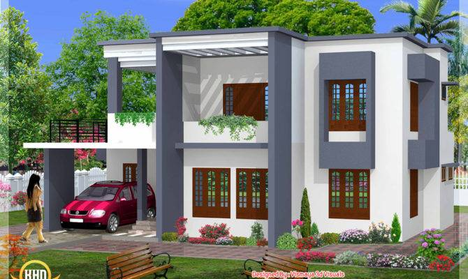 Roof House Design Kerala Home Floor Plans