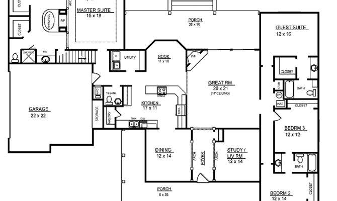 Room House Plans Home Homepw Square Feet