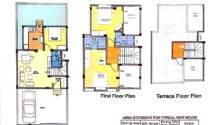 Row House Floor Plans India Home Design