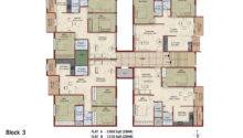 Row House Plans India Floor Plan