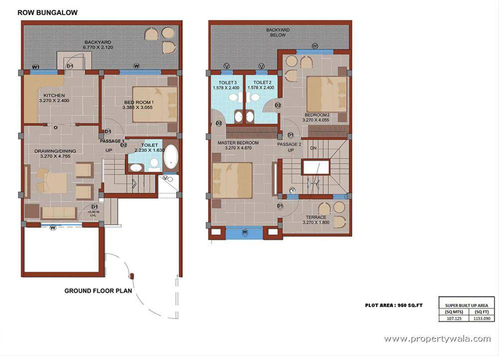 Housing Floor Plans In India House Design Ideas