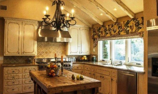 Rustic French Country Home Decor Pics