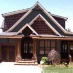 Rustic House Plan Porches Stone Photos Floor Plans