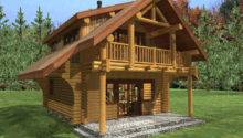 Sale Off Log Home Planbook