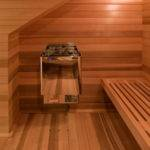 Sauna Room Design