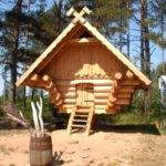 Scotland Log Cabin Home Europe