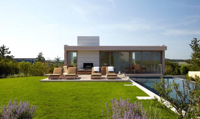 Senses Five Modern Beach House