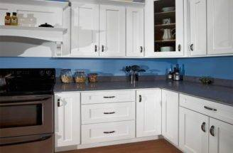 Shaker Style Kitchen Cabinets Home Depot