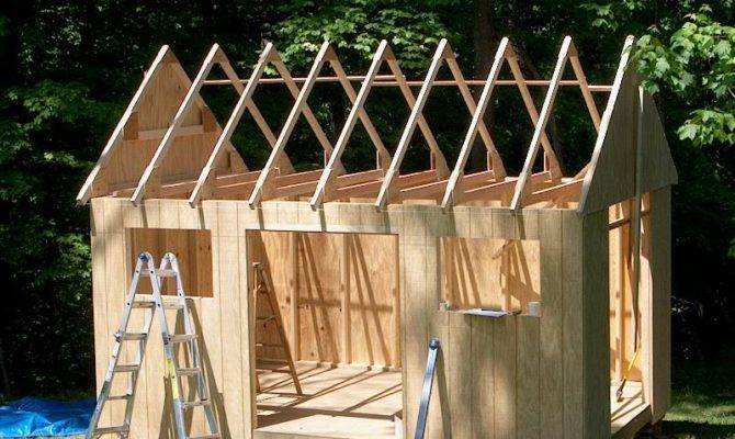 Shed Plans Log Cabin Kits Garden Porch Outdoor