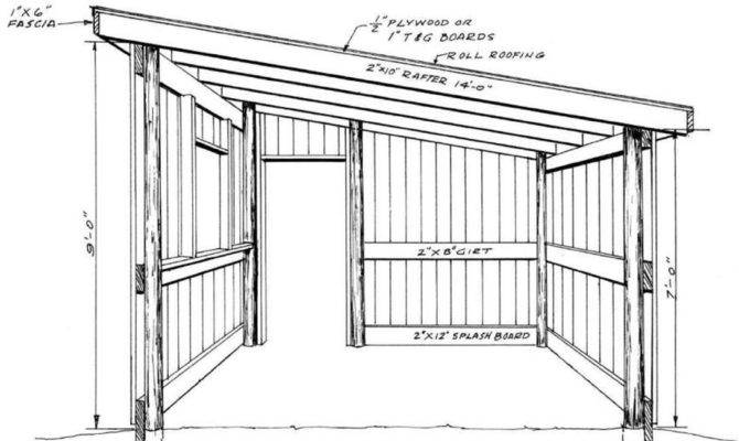 Shed Work Cool Pole Plans