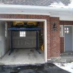Shedplan Access Garage Plans Car Lift