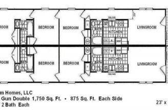 Shotgun House Plans Modern