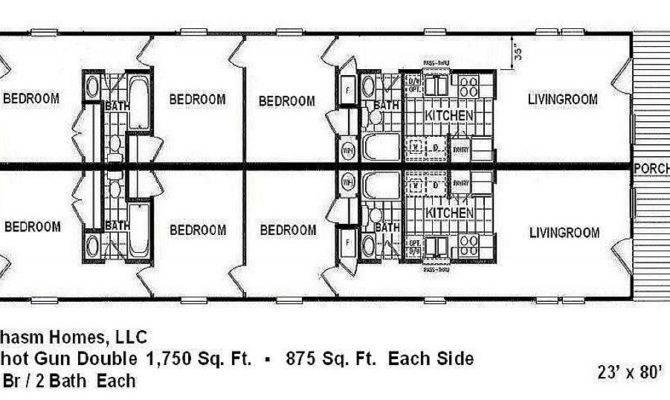 21 Stunning Modern Shotgun House Plans Home Building Plans 28442