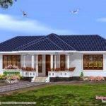 Siddu Buzz House Plan Single Floor Kerala Home