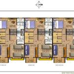 Silvana Floor Plan East Row House