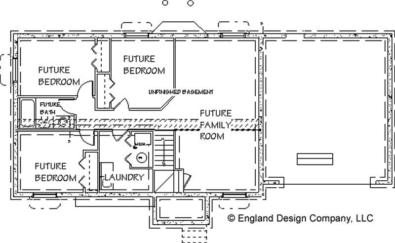 House Plans With Basement 1000 images about home floor plans with basement on pinterest basement floor plans basement plans and Charming Family Cottage In Adelaide Gets Ranch House Plans With Basement