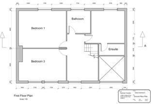 Simple House Plan Ground Floor
