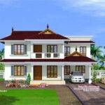 Simple House Plans Kerala Model