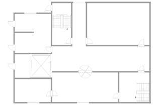 Simple Lay Out Plan Mini Restaurant Home Goods Kitchen
