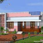 Simple Small Flat Roof Home Modern Interior Designs