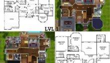 Sims Bedroom House Blueprints Bing