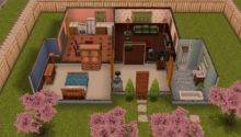 Sims Freeplay One Bedroom Home Youtube