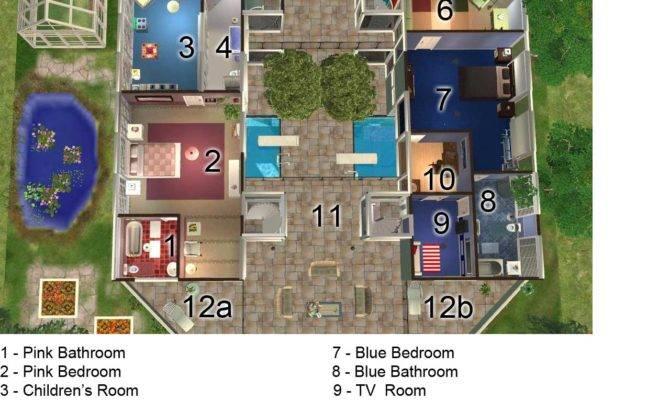 Sims House Designs Floor Plans Mod Elemental Eco