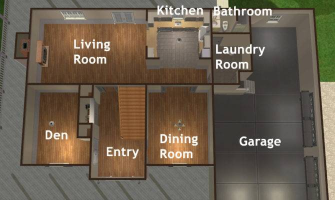 Sims House Designs Sunni