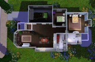Sims House Floor Plans Mod Sun Song Ave