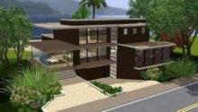 Sims Modern House Mod Aleya