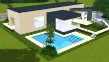 Sims Updates Modern Houses Yalu House