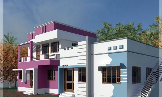 Sincere Heart Tamilnadu Model Home Desgin Feet