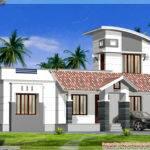Single Floor Home Design