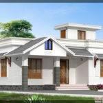 Single Floor House Elevation Kerala Design Idea