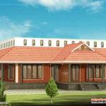 Single Floor House Kerala Home Design Plans
