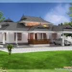 Single Floor Kerala House Keralahouseplanner Home Designs