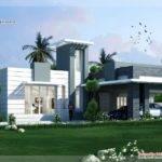 Single Storey Bungalow House Design Malaysia