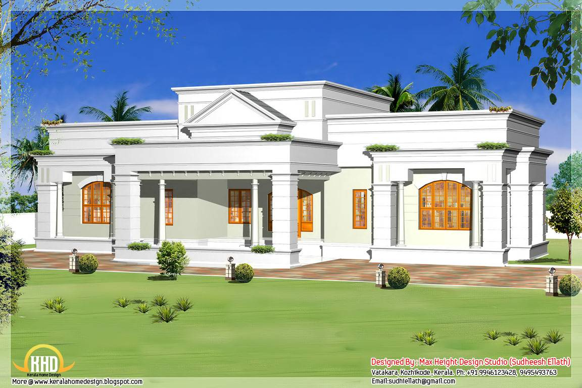 ^ 20 mazing House Designs Single Storey - Home Building Plans 25203