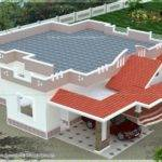 Single Storied Bedroom House Elevation Kerala Home Design
