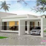 Single Storied Luxury Home Kerala Design Floor Plans
