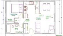 Single Story Floor Plans Unique House