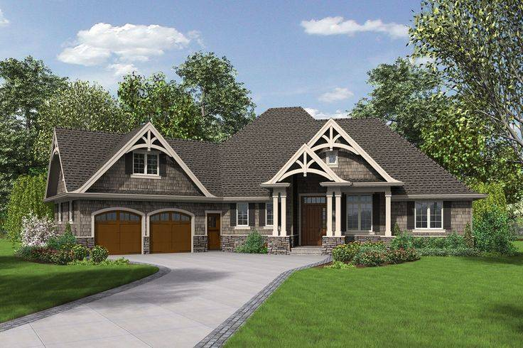 Awesome Single Story House Plans With Bonus Room Above Garage