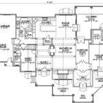 Single Story Luxury House Plans