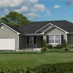 Single Story Zimmerman Homes