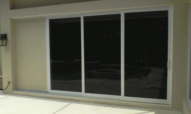 Sliding Glass Pocket Doors Exterior